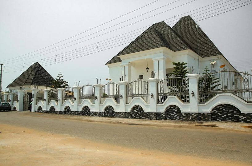 Ughoron Elegant Completed Bungalow for Sale in Benin City
